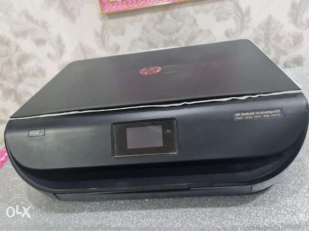 Hp printer 23bd new WiFi few time only use