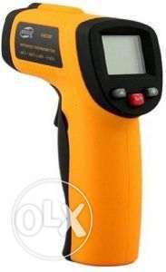 Digital Non-Contact IR Laser Point Infrared Gun Thermometer Temperatu