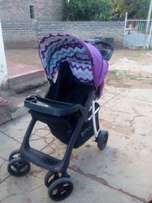 Bounce Baby Stroller with Car Seat