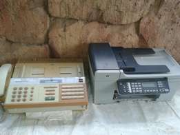 Fax scan copy telephone Bargain Both R225