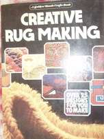 Creative Rug Making - Marshall Cavendish - London / New York