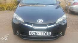 New Toyota wish for sale