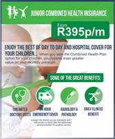 Hospital plan or day to day cover