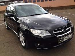 Subaru Legacy, Year 2006, 2000cc, Non-Turbo, Clean Black, Wagon