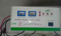 A fairly used 1kva Inverter for sell