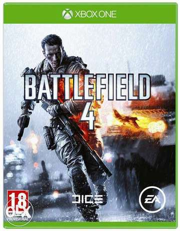 Xbox one Double Bundle. Battlefield 4 and FIFA17 Lagos Mainland - image 3
