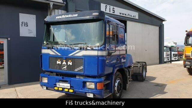 MAN 19.362 tractor unit - 1990