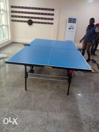 Yasaka aluminum Table with All the accessories Brand new imported Lekki - image 3