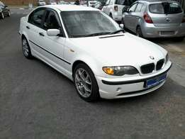 2003 Bmw 320D in good condition