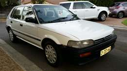 One Owner !! LOW KM!!! Toyota Conquest 1.6i / FSh / 5speed
