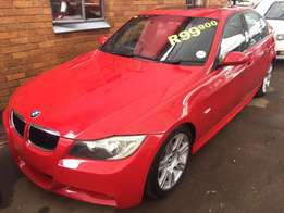 Man 320d BMW - Trade in welcome