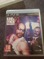 PS3 Games - Kane & Lynch 2 for sale  North Riding