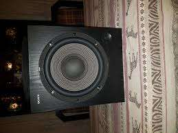 """Sony 12"""" active subwoofer"""