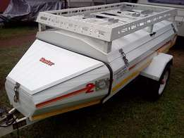 Luggage trailers for hire - R120 / day