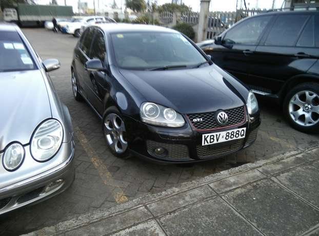 Vw Golf GTI 2007 Model in Immaculate Condition Karen - image 1