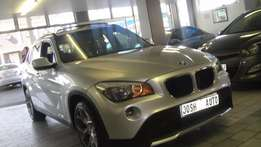 Pre owned 2010 BMW X1 2.0 SDRIVE auto
