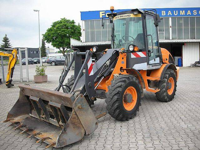 New Holland W60 BTC - 2012