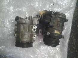 SECONDHAND aircon pumps for sale audi bmw and merc