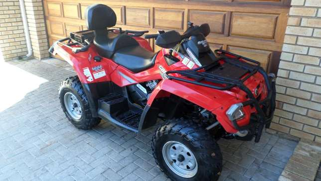 Can-Am bombardier Outlander 800 Max Centurion - image 7