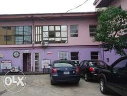 Block of office for sale at Ikeja