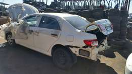 Toyota corolla 2016 for stripping
