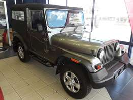 New Mahindra Thar 2.5 Crde Jeep