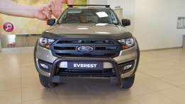 Ford Everest 2.2 XLS 6AT 4x2 SUV Demo