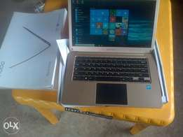 A brand new 6weeks used innjoo leap laptop