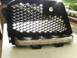 Mercedes Benz W166 C63 Led fog lights available