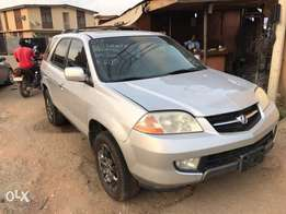 foreign used 2004 Acura MDX