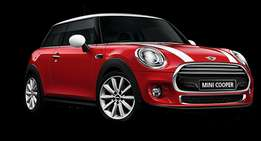 Mini Cooper Body & Engine Replacement Parts