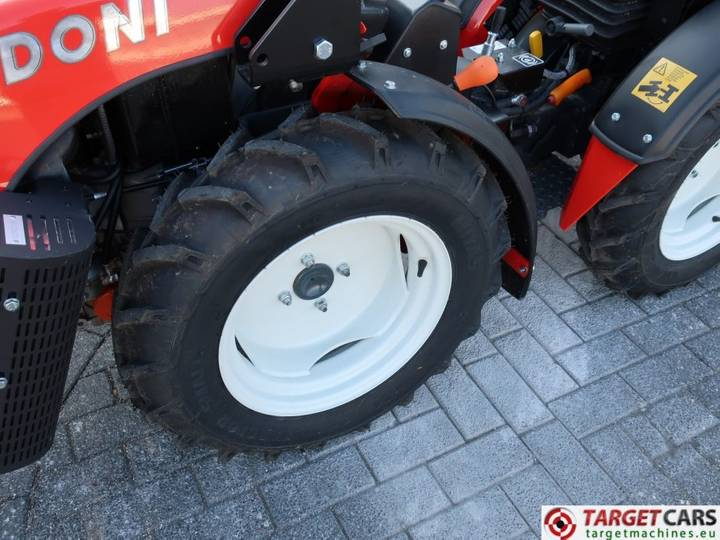 Goldoni Base 20SN Tractor 4WD Diesel 20.4HP NEW UNUSED - image 24