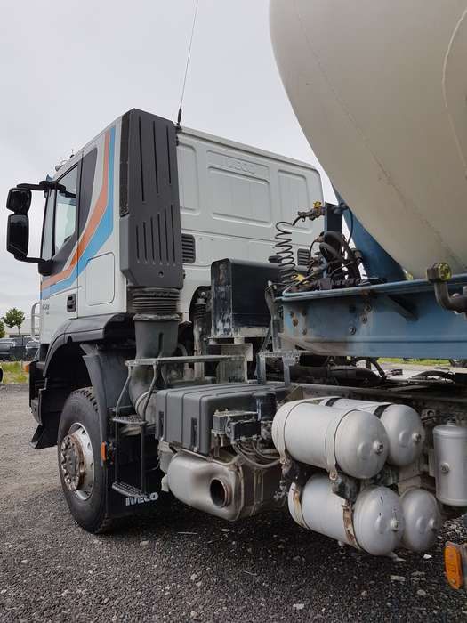 Iveco TRAKKER AT 400 T45 4x4 € 5 truck lorry - 2008 - image 9
