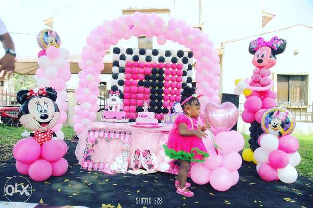 Kiddies and children party planner Lagos Island West - image 1