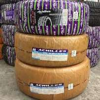 205/40/17 Achilles Brand new tyres for sale.