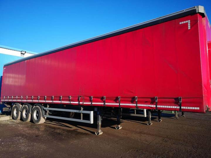 SDC Curtain Tail Lift - 2014