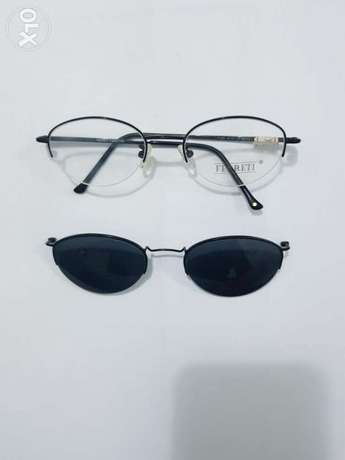 Clip-on Sunglasses Myopia Glasses Frame