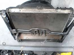 Bmw e90 320d radiator pack for sale