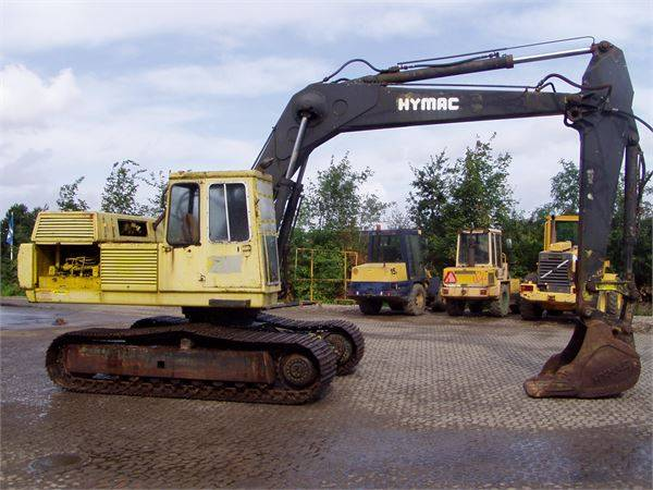 Hymac 890