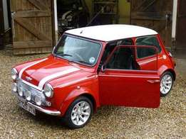 Old Mini Cooper wanted running or not