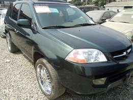 Neat Tokunbo Acura 3 seater MDX