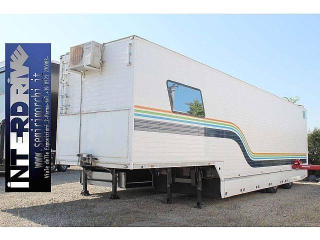 Zorzi semirimorchio racing motorhome furgone usato - 1998