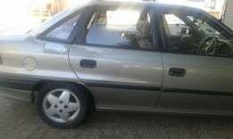 URGENT SELL! opel ASTRA in good condition