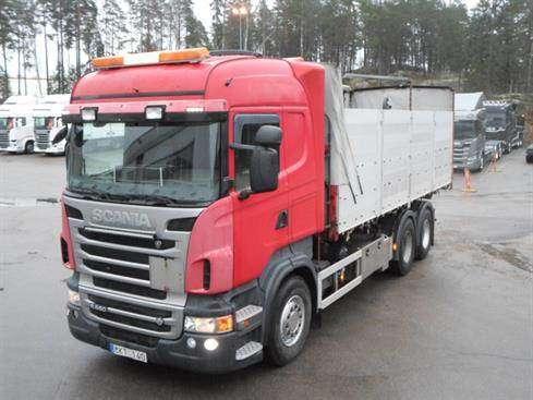 Scania R560 - 2010