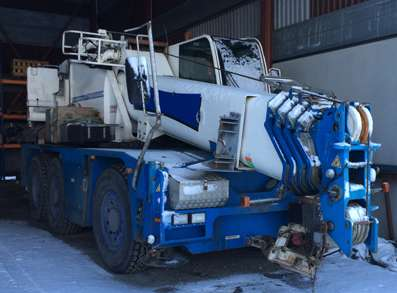 Terex Demag AC City 40.1 - 2001