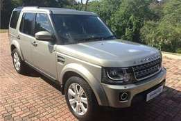Land Rover Discovery 4 Discovery 4 3.0 TDV6