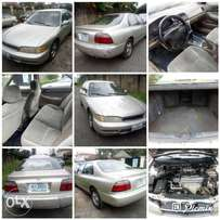 Honda accord bulldog for sale for 380k buy and drive
