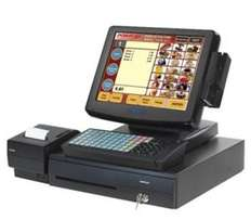 POS Point Of Sale complete Touch machines