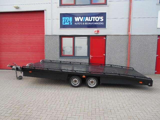 Tijhof TAS35 tyhof autotransporter 545 x 220 - 2003 - image 5