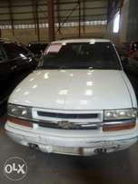 Chevrolet trailblazer 2002 used